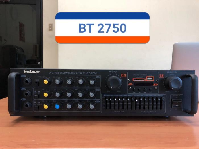 harga Amplifier mixer betavo bt-2750 Tokopedia.com
