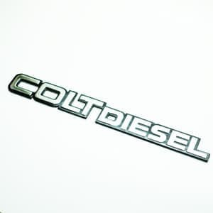 harga Emblem colt diesel mitsubishi Tokopedia.com