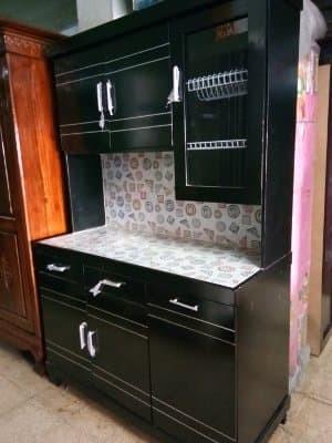 Lemari Dapur 3 Pintu Kayu Murah