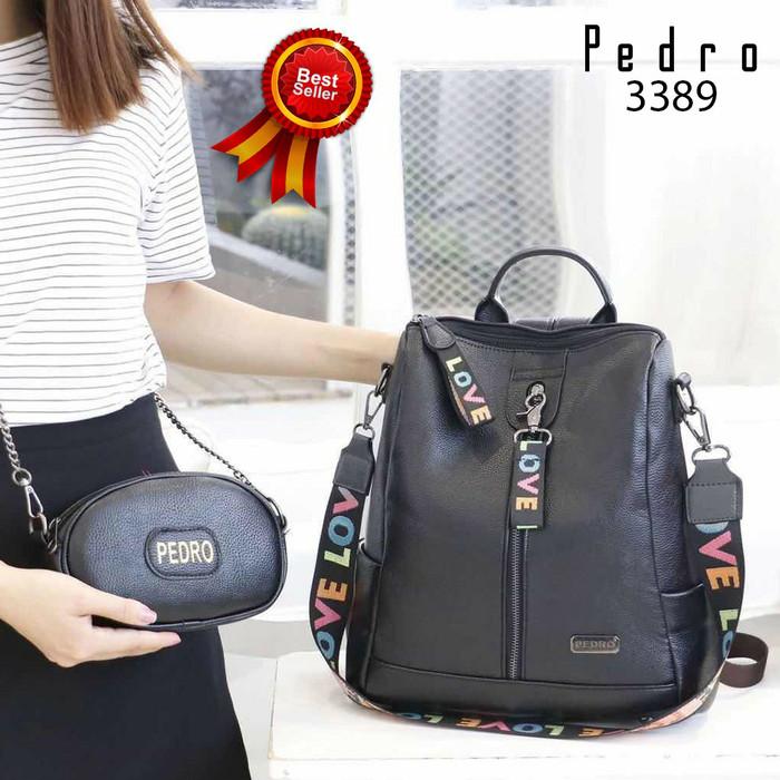 harga Tas pedro convertible backpack with marmont belt bags 2i Tokopedia.com