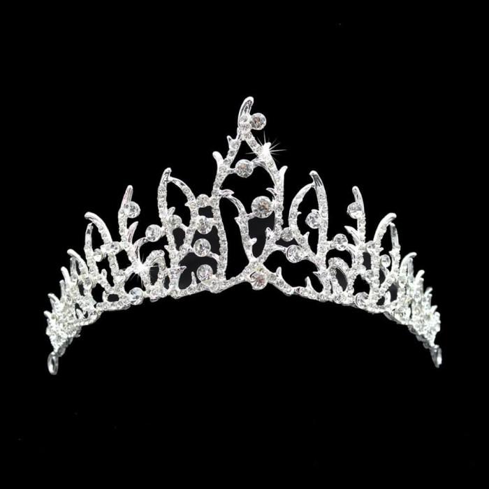 Jual Mahkota Putri Es Frozen Tiara Putri Elsa Princess Wedding