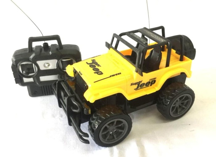 harga Miracleonlineshops mainan mobil remote control jeep off road car rc Tokopedia.com