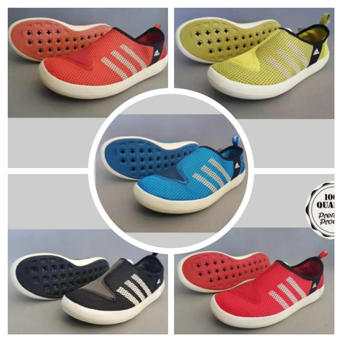 harga Adidas climacool sl boat premium bnib / water shoes slip on pria Tokopedia.com