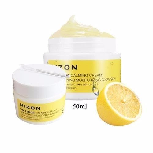 Jual Mizon Vita Lemon Calming Cream Jakarta Pusat Ryanjay