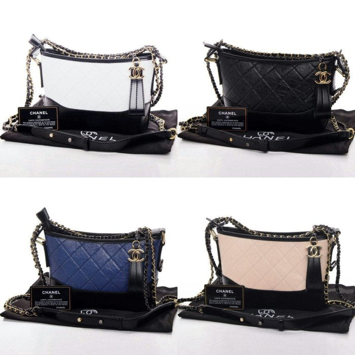 14cd6f0a844a70 Jual Tas Shoulder Bag Chanel Gabrielle Small Hobo SemiPremium - Kota ...
