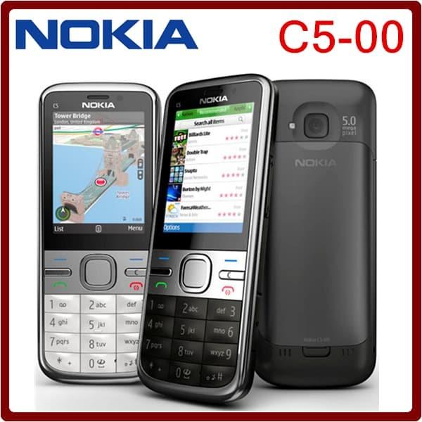 harga [new]nokia c5 original/hp nokia/nokia jadul/hp murah/nokia original Tokopedia.com