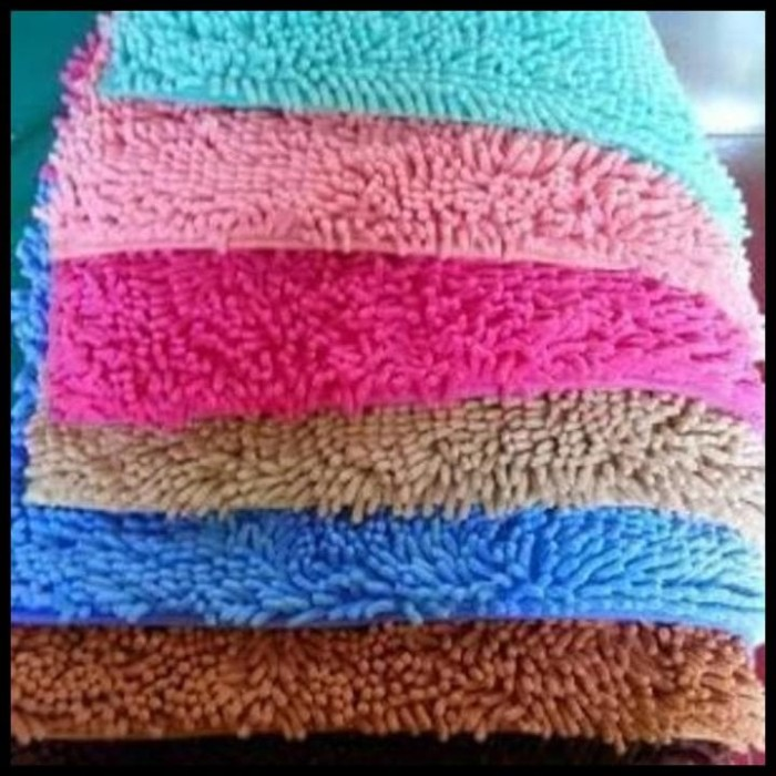 BEST DEAL KESET CENDOL / MICROFIBER ANTI SLIP !!!