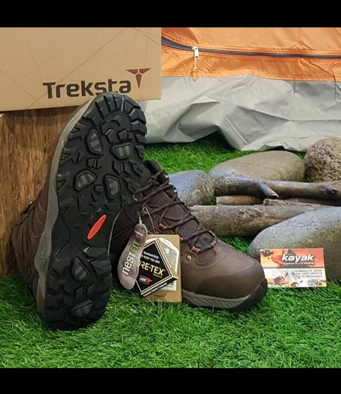 harga Sepatu gunung treksta guide gtx waterproof Tokopedia.com