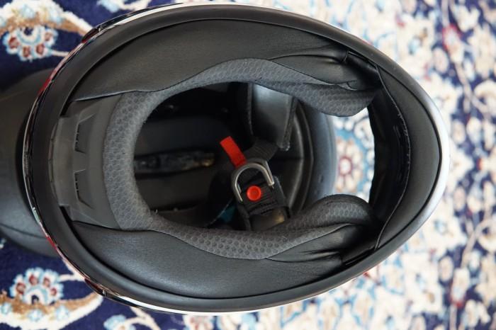 Helm Arai RX7 RR5 Pedrosa GP Red 4