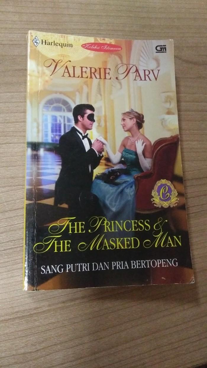 Jual Harlequin Valerie Parv Sang Putri Dan Pria Bertopeng Jakarta Barat Acha Bookstore