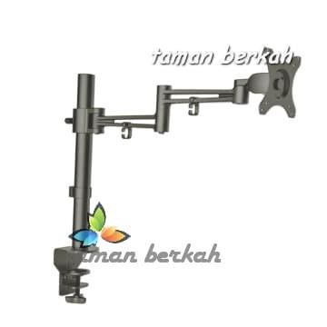 harga Krisbow bracket stand monitor 10-30 inc - bracket single arm monitor Tokopedia.com