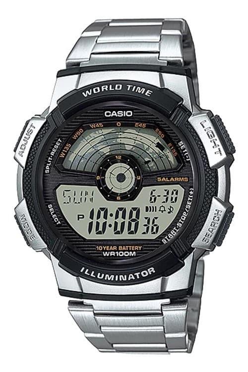 harga Jam tangan pria casio ae-1100wd-1avdf Tokopedia.com