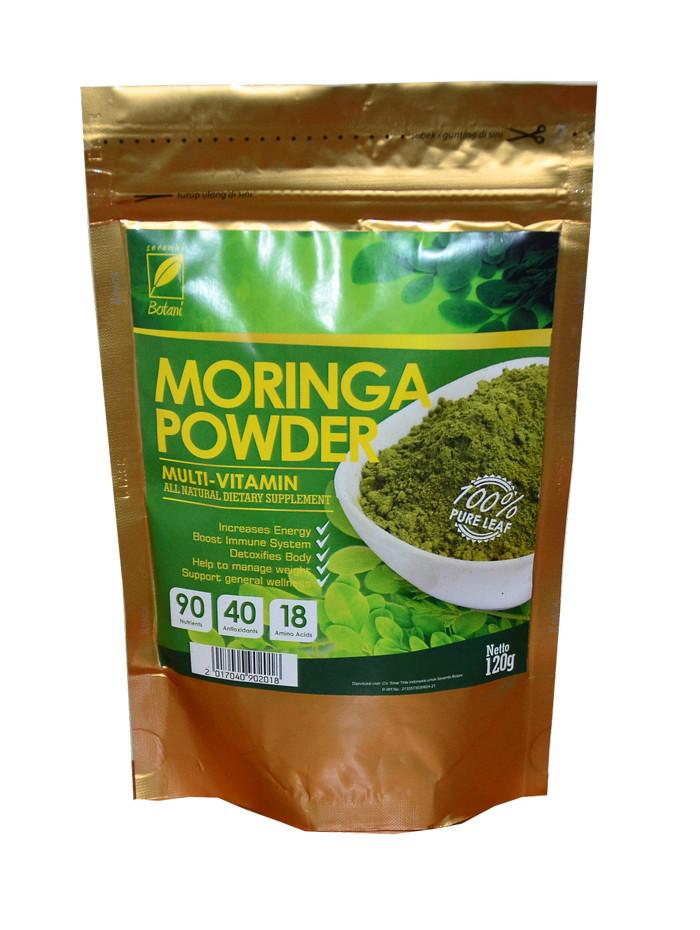 MORINGA POWDER 120gr HEALTHY & NATURAL PRODUCTS