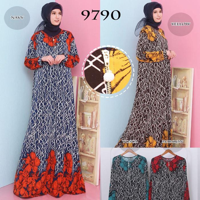 Jual Baju Gamis Dewasa Baju Gamis Jumbo Baju Muslim Terbaru Jersey