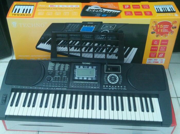 Jual Keyboard Techno 9800 Ig2 Jakarta Barat Zoonshop Tokopedia