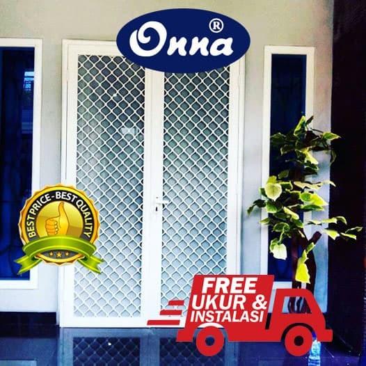 Jual Pintu Teralis Pintu Exona Kawat Nyamuk 103 By Onna Kota