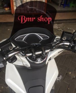 Windshield pcx 150 lokal 2018 visor new pcx 150 lokal winsil pcx 150