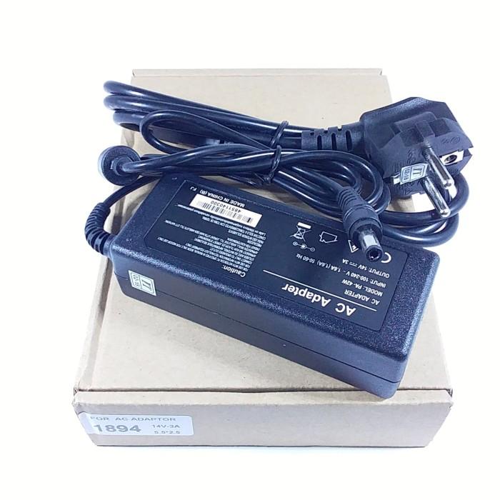 harga Adaptor universal monitor lcd led 14v 3a (1894) Tokopedia.com