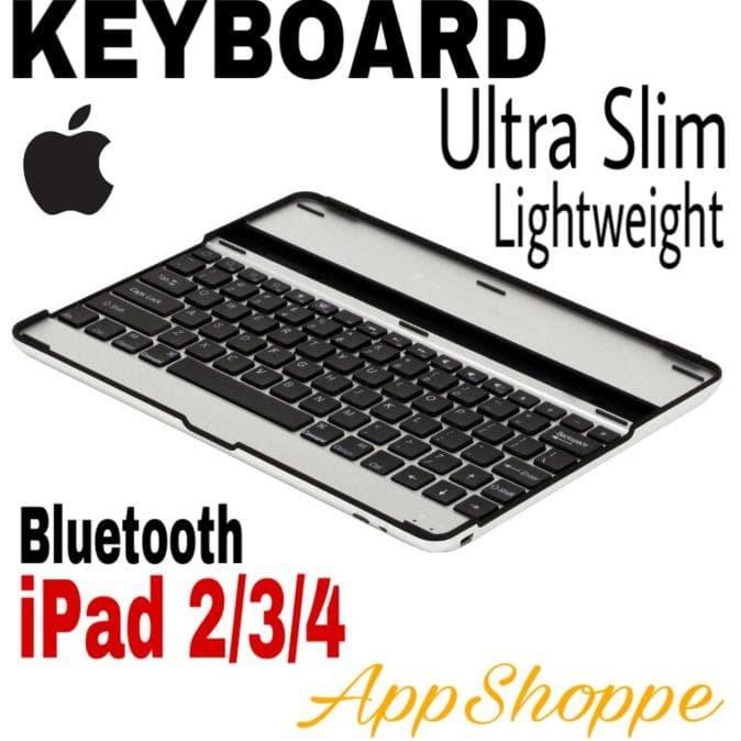 Jual Best Seller Ipad 2 3 4 Wireless Bluetooth Keyboard 3 0 Interface Jakarta Pusat Pusat Teknologi Tokopedia