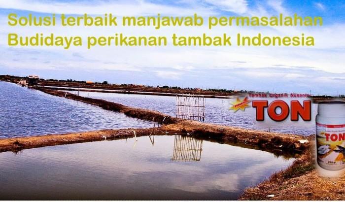 TON 3KG Original Nasa Pupuk Tambak Organik / Stockist Pusat Nasa