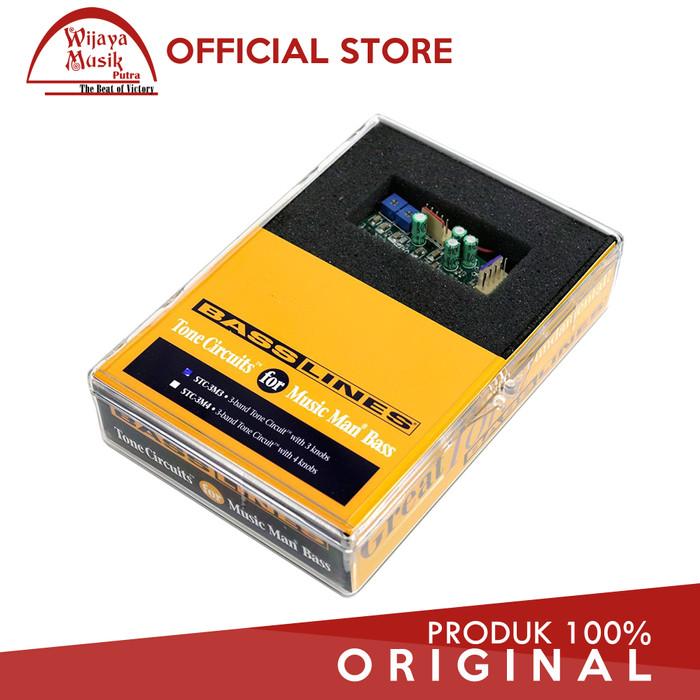 Seymour duncan pickup tone circuit stc-3m3