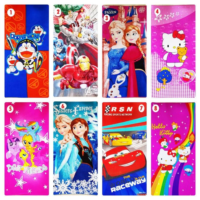 Handuk Rosanna Printing Panel 50x100 Hello Kitty 2. Source · Handuk Karakter Doraemon - Hello