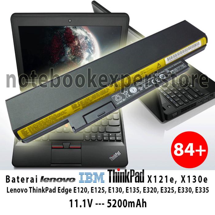 Jual Baterai Lenovo Thinkpad E120 E125 E130 E135 E320 E325 E330 E335 Dki Jakarta Notebookexpert Tokopedia