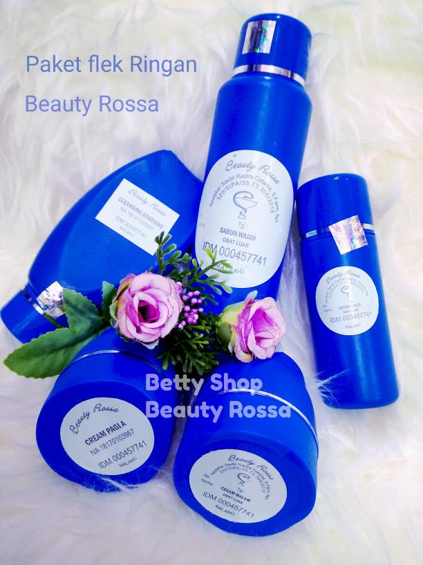 harga Paket flek cleansing besar beautyrossa beauty rossa Tokopedia.com