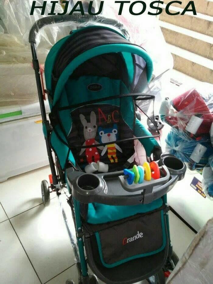 harga Baby stroller pliko grande brand new open box ga jadi pakai ( bogor ) Tokopedia.com