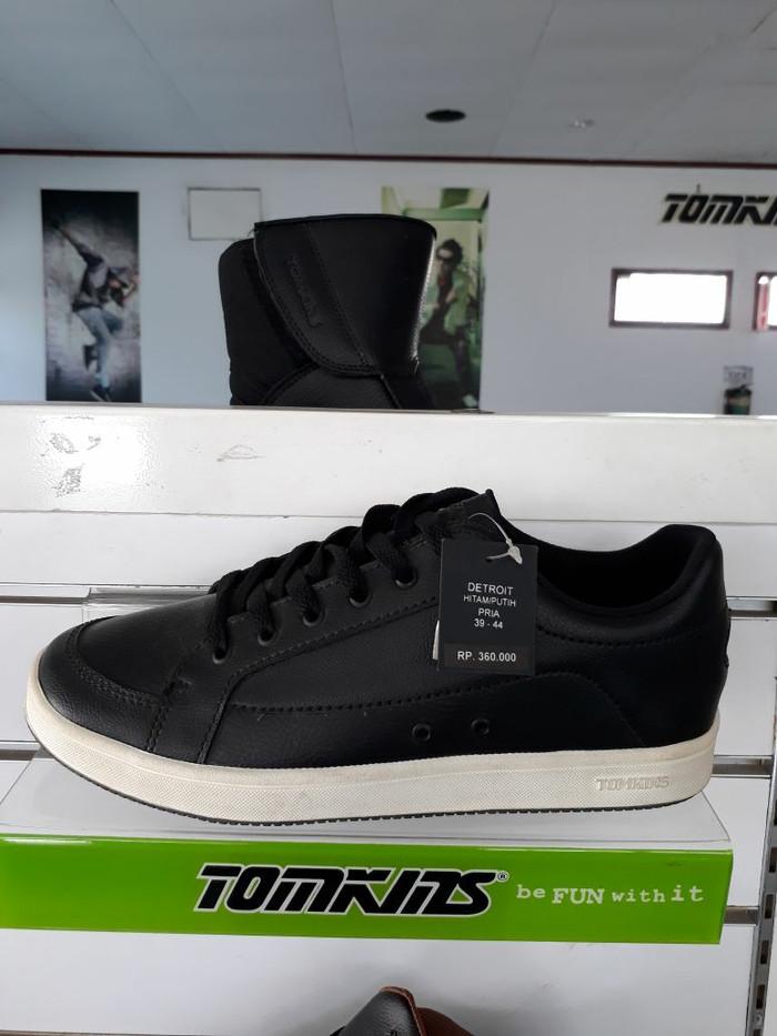Jual Sepatu Tomkins Pria Model Detroit Harga Promo - Meser Meuli ... 7b6ff2e3af