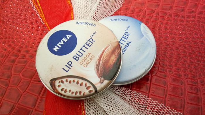 Harga Nivea Lip Butter Cocoa DaftarHarga.Pw