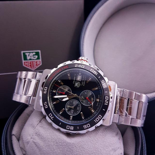 harga Promo!!! jam tangan pria tag heuer formula 1 type:1866 Tokopedia.com