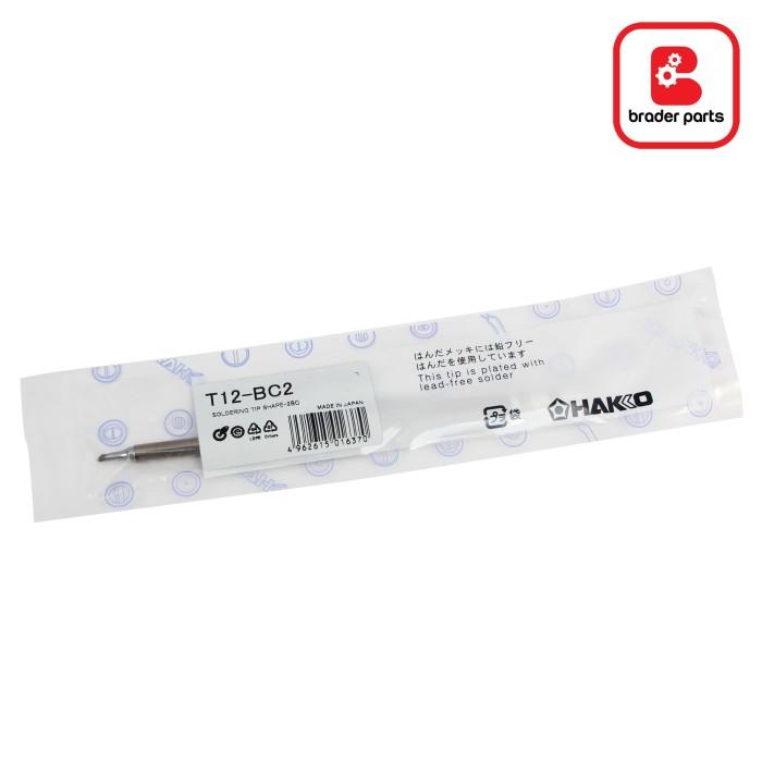 harga Mata solder hakko t12 - bc2 Tokopedia.com