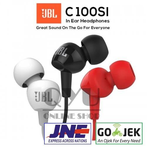 Jual Earphone JBL C100SI