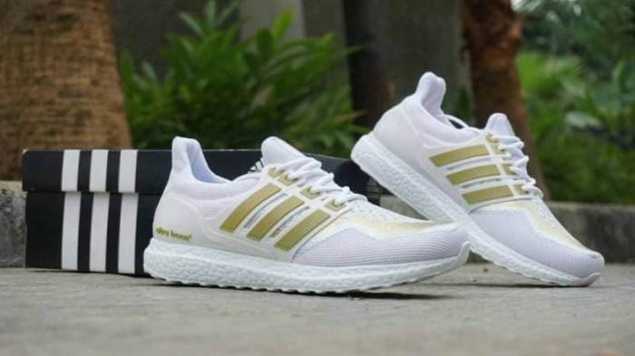 Sale Shoes O0y2 Sepatu Wanita Adidas Ultra Boost White G Lokal Import  A31o71 - Blanja. 631e94b708