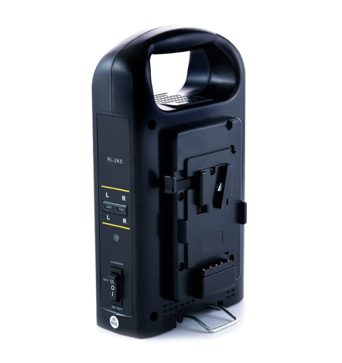 harga Double v-mount battery charger for v-mount battery Tokopedia.com