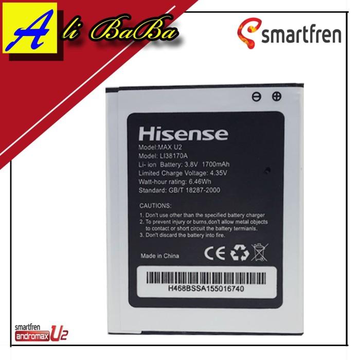 harga Baterai handphone smarfren andromax u2 4g lte e2 plus andromax qi u2 Tokopedia.com