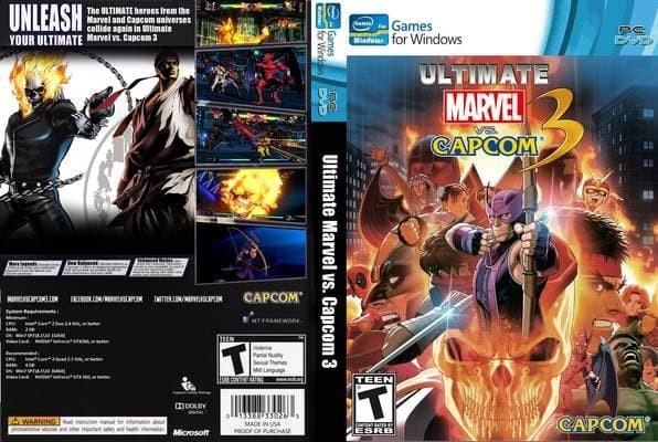 harga Marvel vs capcom infinitepc laptop Tokopedia.com