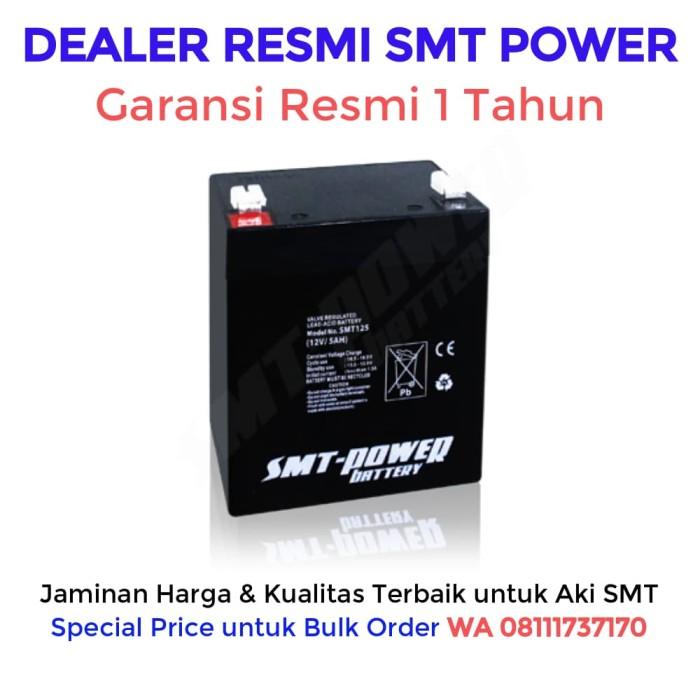 harga Aki ups smt 12v 5ah baterai ups / batere ups / accu ups / battery ups Tokopedia.com