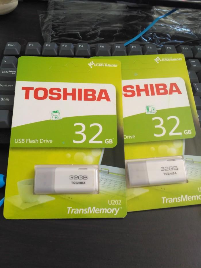 harga Flashdisk toshiba 32gb Tokopedia.com