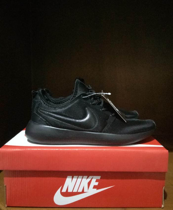 dc8582e0ed87 Jual Nike Roshe Two Full Black Import