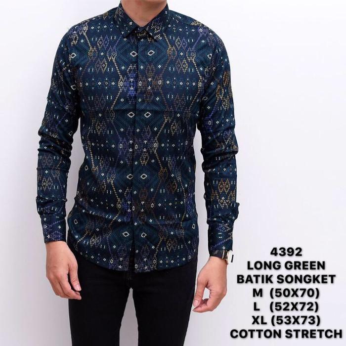 Katalog Baju Batik Songket DaftarHarga.Pw