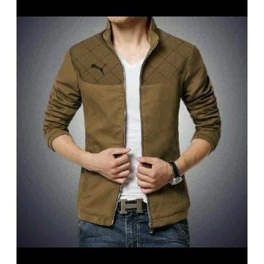Jual 4826 jaket pria puma murah fashion casual kece supplier murah ... 303557abe5