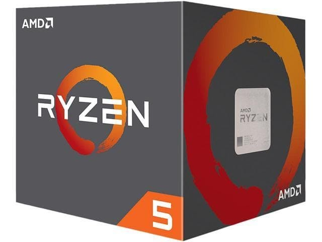 harga Amd ryzen 5 pinnacle ridge 2600x 3.6ghz box (amd wraith spire cooler) Tokopedia.com