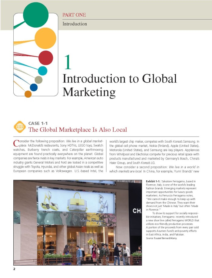 Ebook keegan global marketing