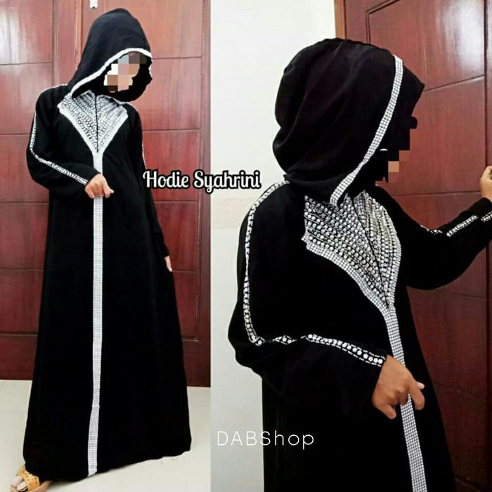 harga Abaya / jubah / gamis hoodie syahrini Tokopedia.com