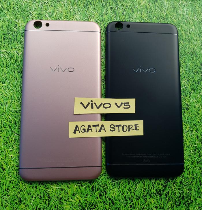 new arrival 3c486 db3aa Jual Casing Belakang Vivo V5 Back Door / Back Cover Vivo V5 Original -  Jakarta Barat - AgataStore | Tokopedia
