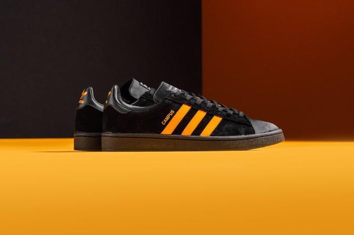 4288ff90c68d Jual Adidas Originals x Porter Campus Core Black   Orange - Nomad ...