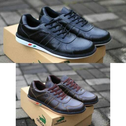 ... harga Best seller!! sepatu casual crocodile formal santai keren kickers  pria Tokopedia.com e679857961