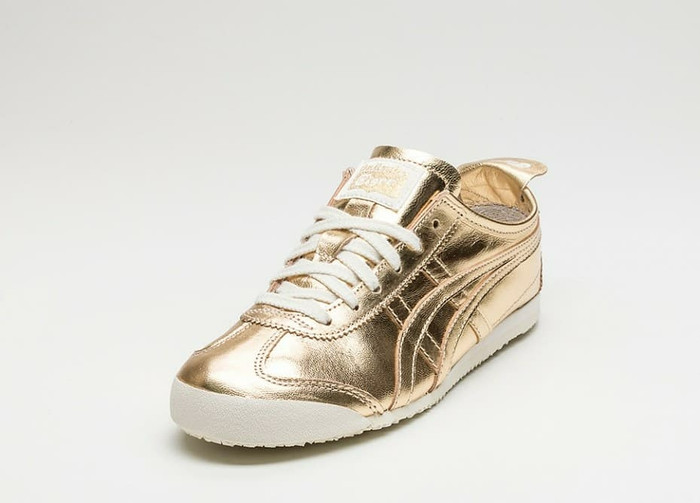 buy popular 83828 bd557 usa asics onitsuka tiger mexico 66 gold white 6829c 7f24b